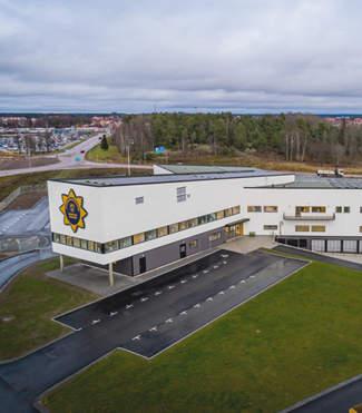 Norrtälje Brandstation